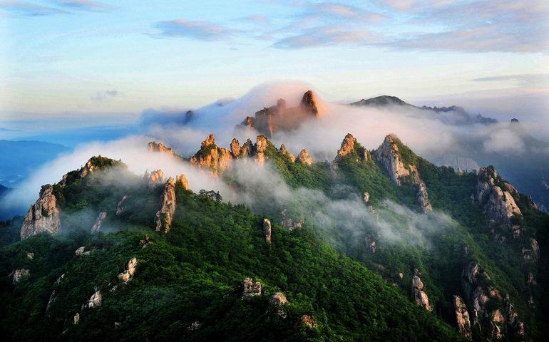 Чудеса Южной Кореи: Сеул, Сораксан, Кенджу и Чечжудо