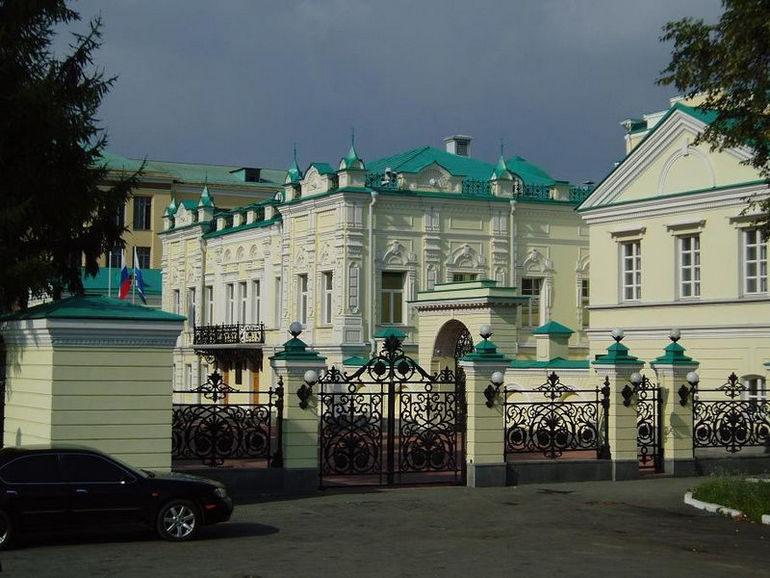 Поездка в Екатеринбург