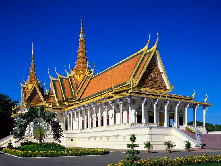 Камбоджа   ворота в южно азиатский экзотический мир