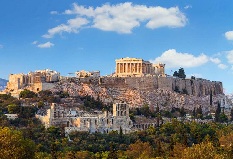 Что посмотреть в Греции российскому туристу