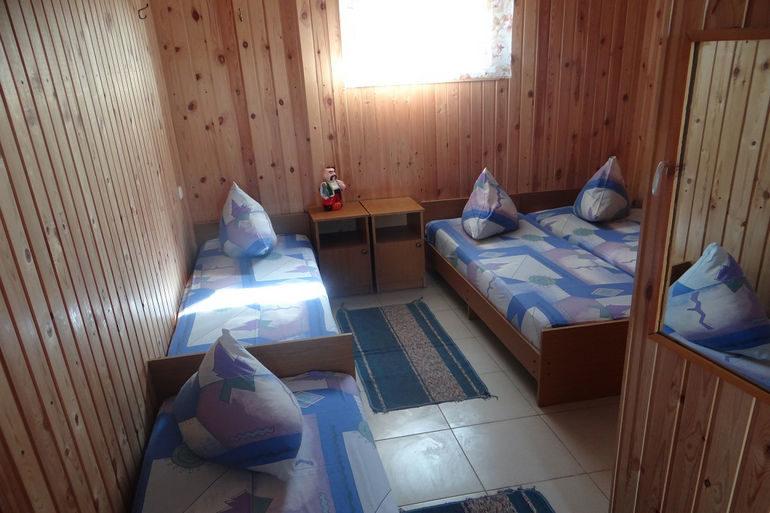 Недорогой отдых в Кучугурах на Азовском море