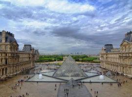 Культурные памятники Парижа