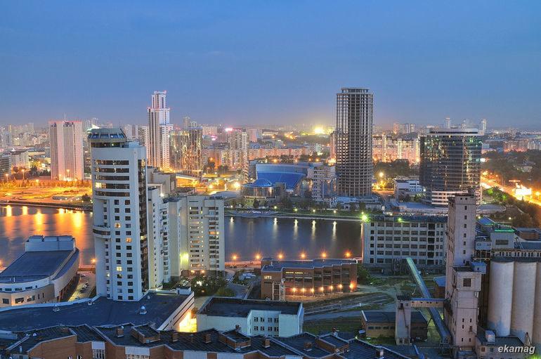 Екатеринбург. Что посмотреть, где побывать