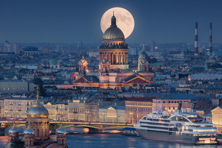 Бронирование гостиниц в Санкт Петербурге