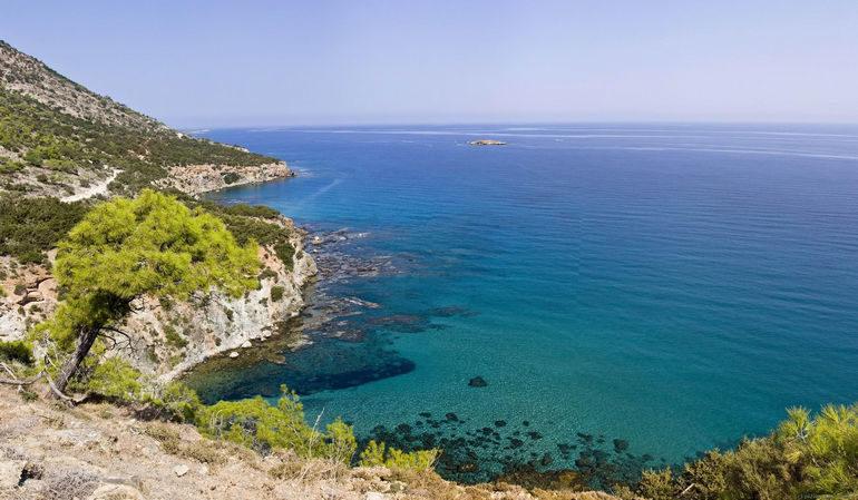 Кипр. Окрестности Пафоса (Пейя, Агиос Георгиос, Корал Бэй, Акамас)