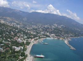 Черноморские курорты России: Ялта — уникальность курорта