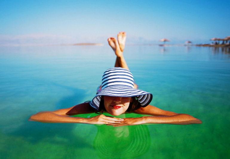 Мертвое море – уникальный курорт, который должен посетить каждый
