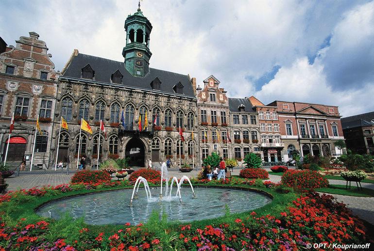Монс – маленький город с большим наследием (Бельгия)