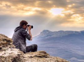 Как туристу выбрать фотоаппарат?