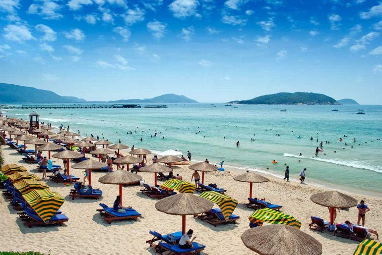 Бухта Дадунхай на острове Хайнань: идеальный туристический рай (Китай)