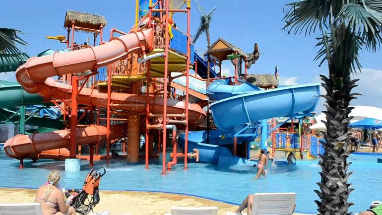 Отдых в Анапе: аквапарки