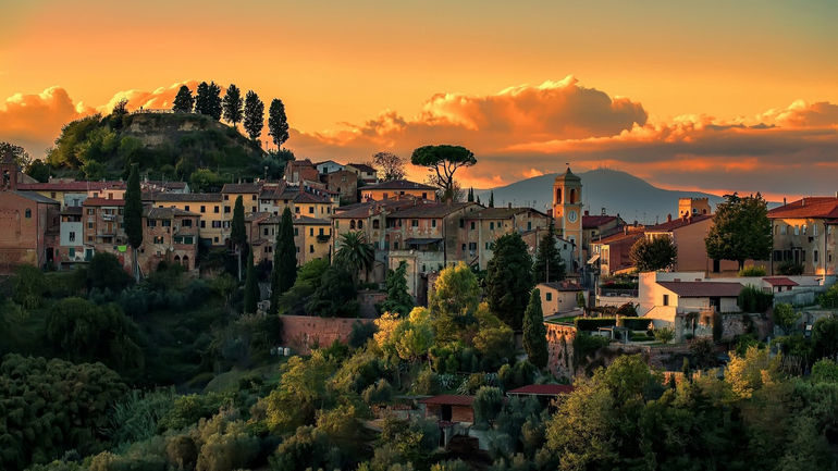 Чем заняться в Тоскане?