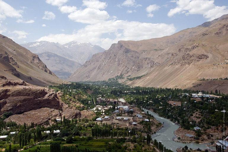 Обзор солнечного Таджикистана