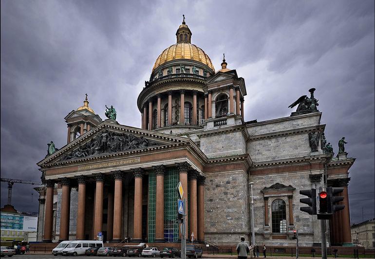 В Петербург за новыми впечатлениями