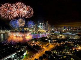 Новый Год в Дубаи