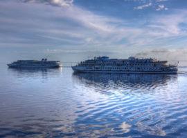 Однажды на Ладоге: путешествие на круизном теплоходе
