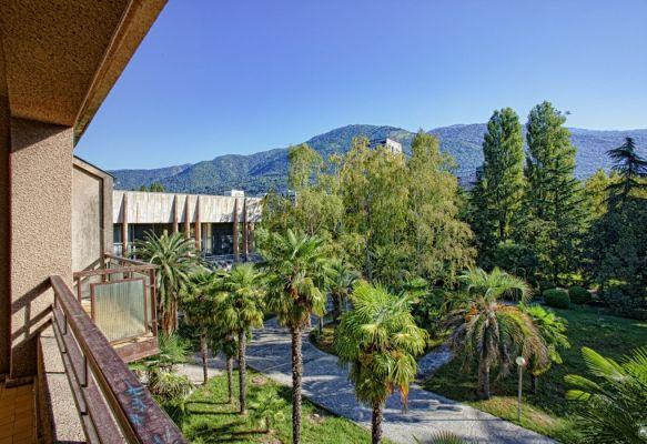 Пансионат «Энергетик» – место, где можно качественно отдохнуть в Абхазии