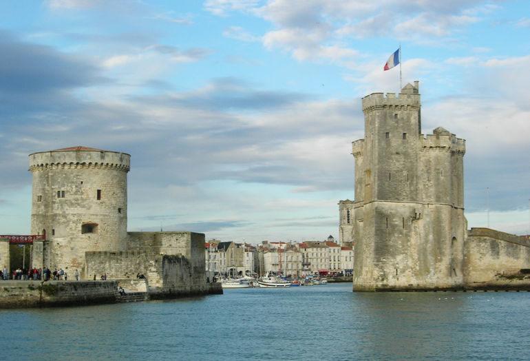 Ла Рошель: сокровище западного побережья Франции