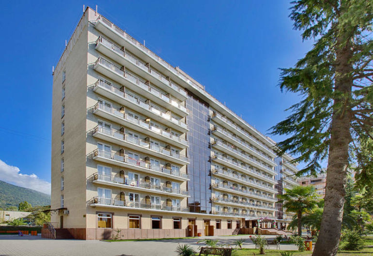 Пансионат «Сан Марина» – идеальные условия для отдыха с семьей