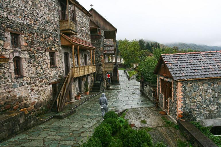 Дилижан – один из известных курортов Армении