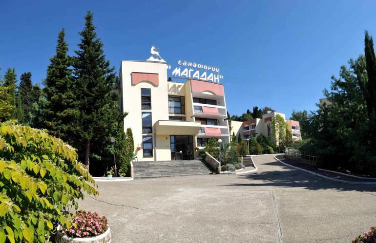 «Магадан» – один из лучших санаториев Сочи