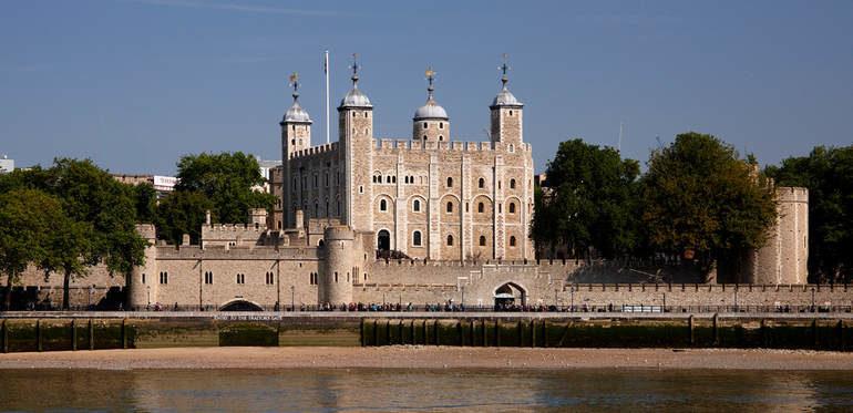 Лондонский Тауэр – символ Великобритании