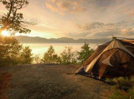 Тонкости выбора палатки