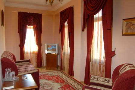 Отель Вилла Анна в Сочи