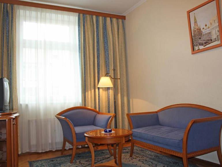 Приятный отдых в гостинице Озерковская