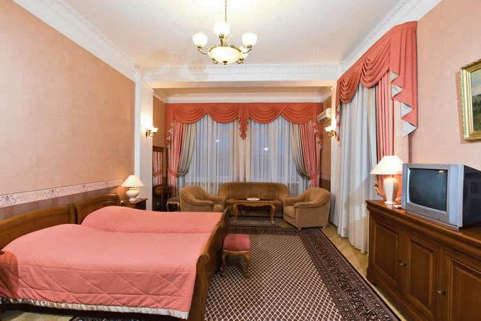 Обзор четырехзвездочного отеля Пекин