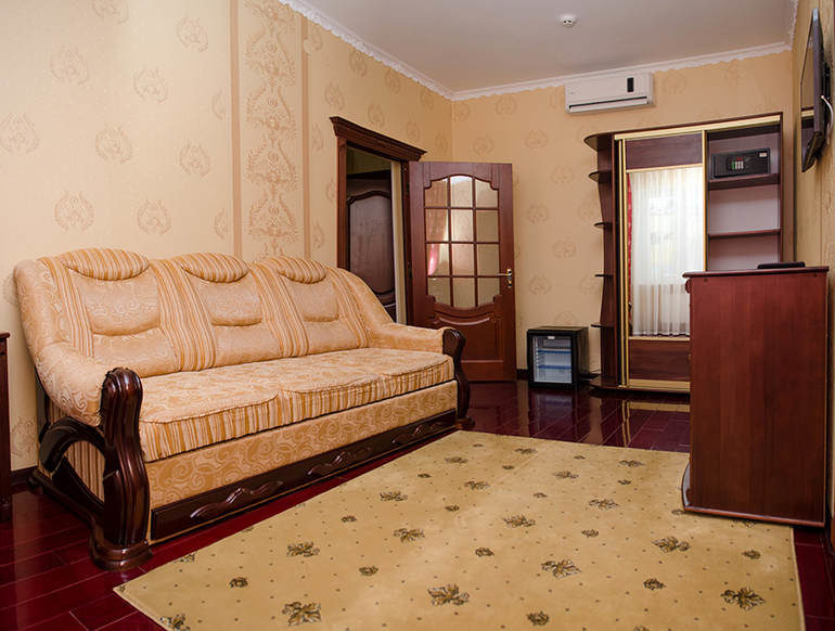 «Нафтуся» – идеальный отель для отдыха в Трускавце