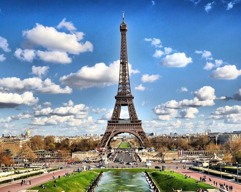 Незабываемый и романтический Париж