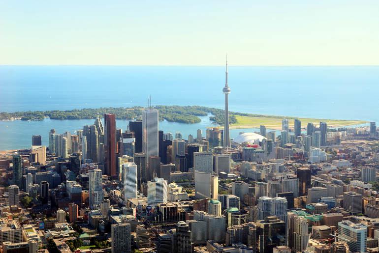Путешествие в Торонто