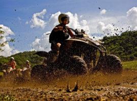 Сафари на квадроциклах – отличный способ разнообразить отдых в Алании