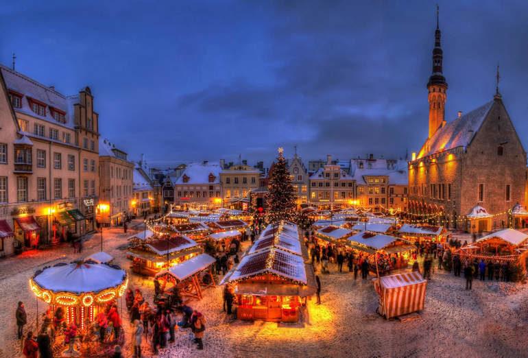 Эстония как одна из лучших европейских стран для отдыха