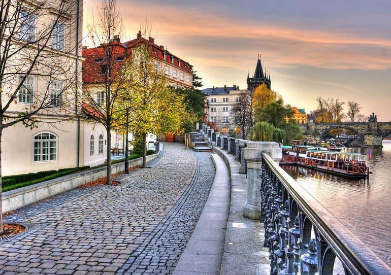 Необычная Прага