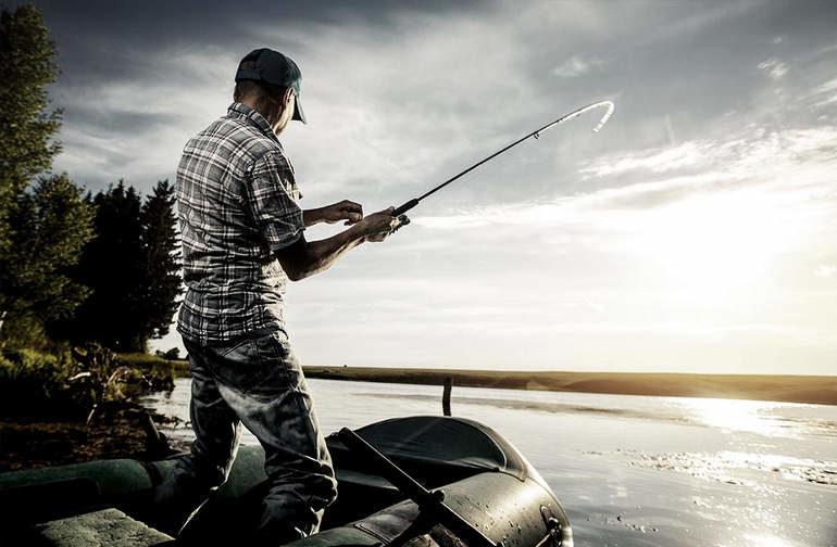 Рыбалка как способ расслабиться