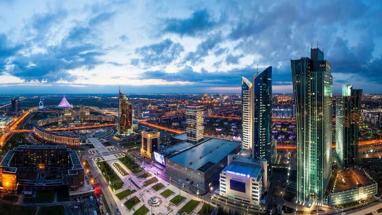 Города Казахстана