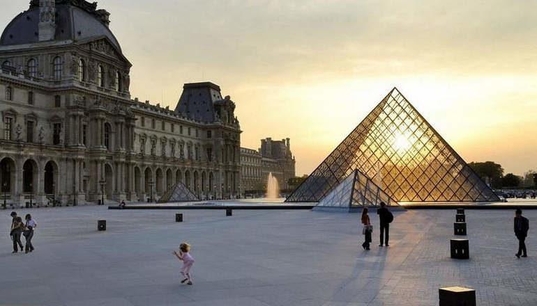 Свежий взгляд на Париж