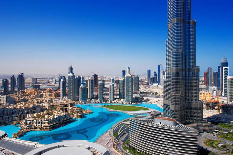Восточная сказка Персидского залива   Дубаи
