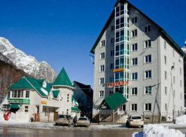 Домбай – зимний отдых для вас и вашей семьи