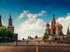 Преимущества отдыха в Москве