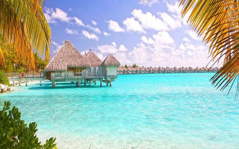 Багамы – место для райского отдыха