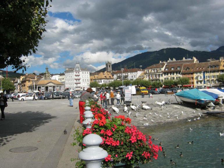 Путешествие по столице Швейцарии