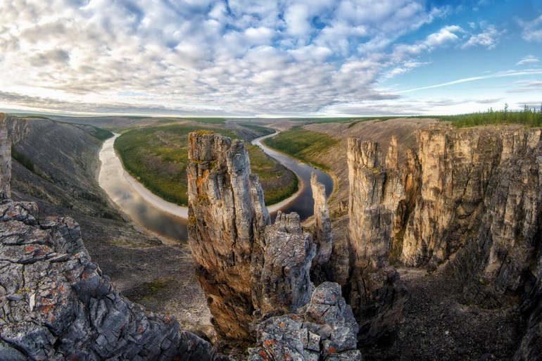 Арктический туризм в России