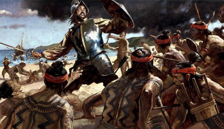 Лапу Лапу: герой, убивший Фернана Магеллана