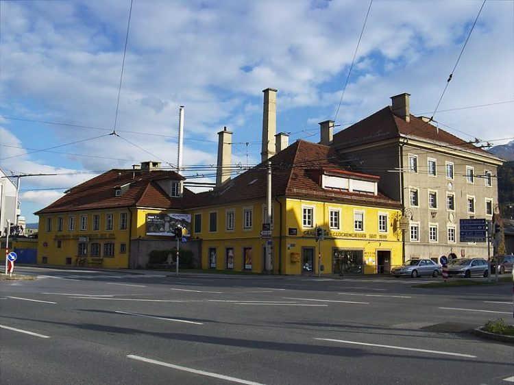 Музей колоколов Грассмайр - достопримечательности Инсбрука