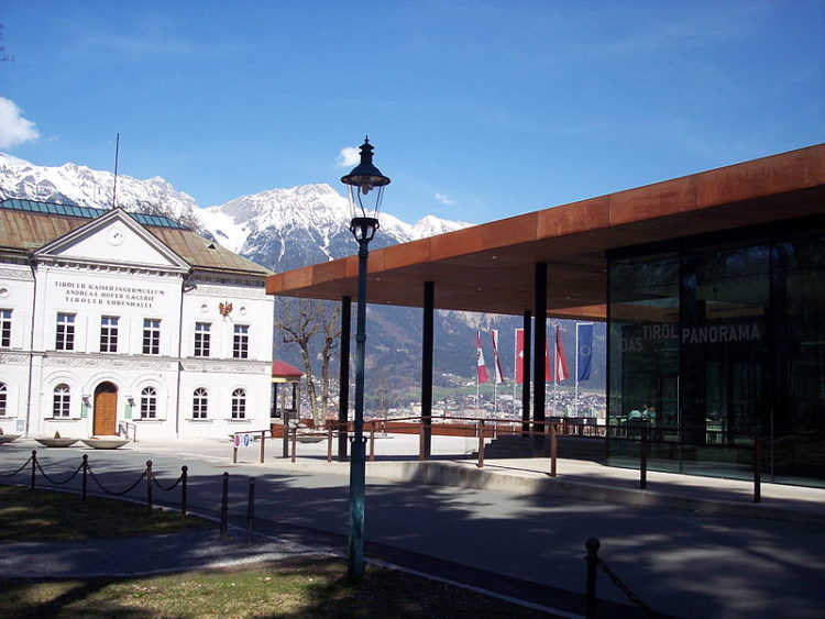 Музей «Панорама Тироля» - достопримечательности Инсбрука