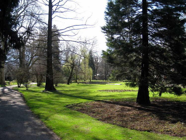 Парк Хофгартен - достопримечательности Инсбрука