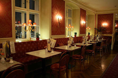 Кафе Захер - достопримечательности Инсбрука